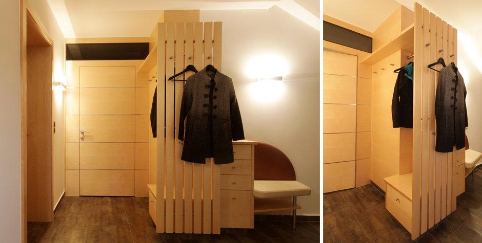 Garderobe stams for Garderobe planen